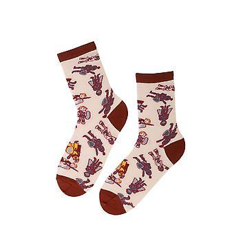 Bomuld sokker