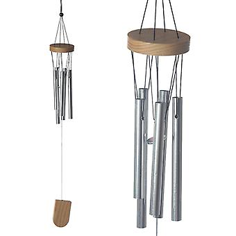 Decorative Metal Garden Wind Chime 37cm