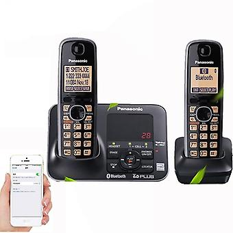 الهاتف اللاسلكي الرقمي مع آلة الإجابة Bluethooth