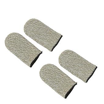 Sweat Proof, Non-scratch - Finger, Thumb Sleeve For Gaming