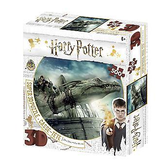 Harry Potter Gringotts Dragon Jigsaw Puzzle