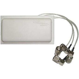 2.4/5 GHz 4/6 dBi Ceiling WiFi Antenna 4 RA RPTNC