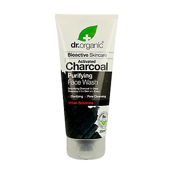Activated Charcoal Facial Cleanser 200 ml