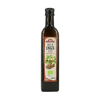 Økologisk hørfrøolie 500 ml olie