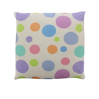 Unorthodox Collective Floral Grenade Spotted Filled Cushion