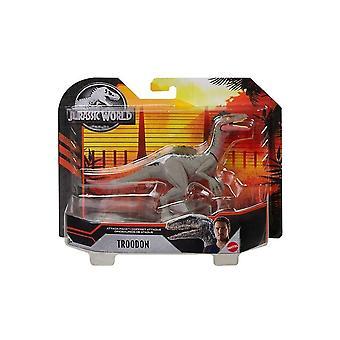 Jurassic World Attack Pack Troodon Dinosaur Figure