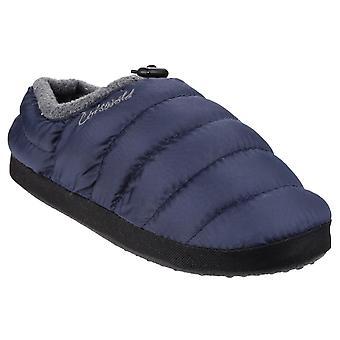 Cotswold kids padded camping slippers unisex