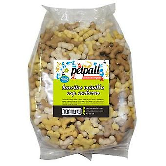 Petpall Puppy Lovers bag Huesito Vanilla 500g. (Dogs , Treats , Biscuits)