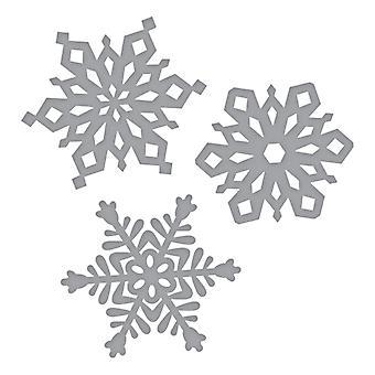 Spellbinders يموت مد لييتس -- عطلة -- الثلج
