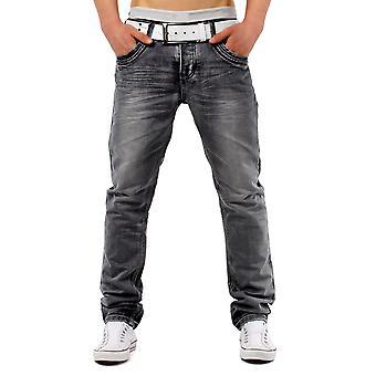 Men's Jeans trousers precious Clubwear Slim Fit Chick narrowly Mr. Grey
