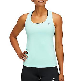 Asics Basic Naiset Liikunta Fitness Training Tank Top Sininen