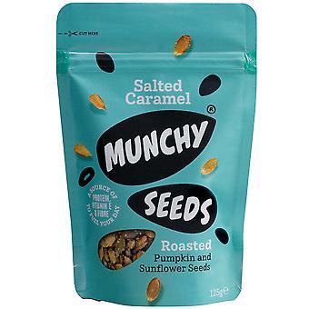 Munchy Seeds Salted Caramel Pouches