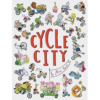 Cycle City City Books for Kids Find and Seek Books