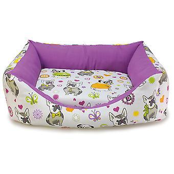Arquivet Bulldog Square Koiran sänky (Koirat , Vuodevaatteet , Sängyt)