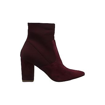 Steve Madden Womens remy pointu Toe cheville Fashion Boots