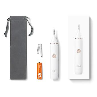 Electric Nose Hair Trimmer, Eyebrow Ear Shaver,  Portable Clipper, Removal