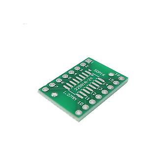 Pin Pitch PCB board konverter aljzat