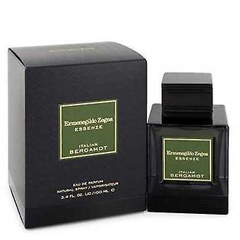 Italian Bergamot By Ermenegildo Zegna Eau De Parfum Spray 3.4 Oz (men) V728-546510
