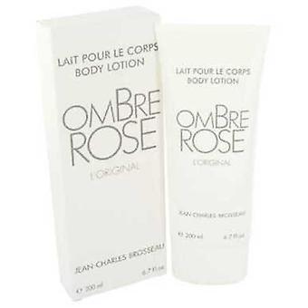Ombre Rose By Brosseau Body Lotion 6.7 Oz (women)