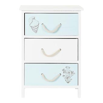 Commode DKD Home Decor Paolownia bois (40 x 29 x 58 cm)