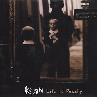 Korn - Life Is Peachy Transparant Vinyl