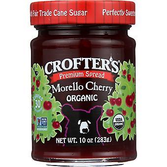Crofters Konserve Cherry Morello O, Fall von 6 X 10 Oz