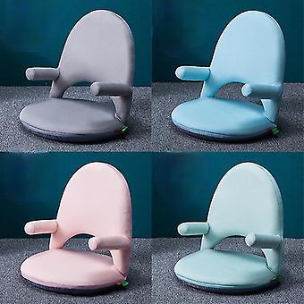 Vloer stoel vouwen verstelbare luie sofa stoel voldoen aan de menselijke wetenschap vloer gaming sofa stoel