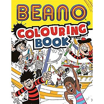 Beano Colouring Book by Beano Studios Limited