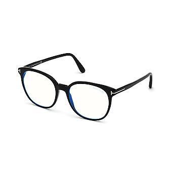 Tom Ford TF5671-B 001 Óculos Pretos Brilhantes