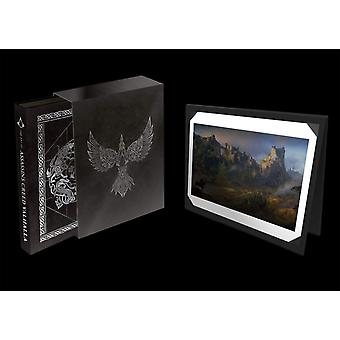 The Art Of Assassins Creed Valhalla Deluxe Edition by Ubisoft