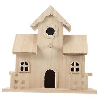 1pc vogels leven nest mooie solide decoratie vogels huis voor thuis outdoor decor| Vogelkooien & Nesten
