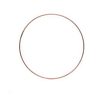 152mm (6in) Miedziany metalowy pierścień do rzemiosła - Wieniec & Flower Hoop