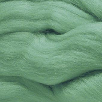 Merino Roving Wool - 50g 18 Mic Super Fine For Needle Felting - Turquoise