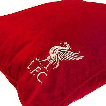 Almofada cheia de veludo do Liverpool FC