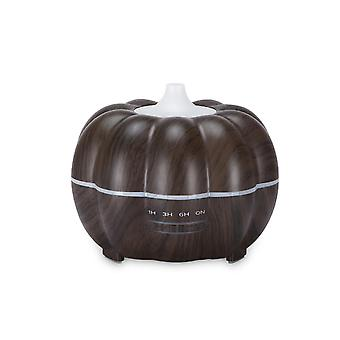 300ML slaapkamer pompoen houtnerf aroma diffuser luchtbevochtiger houtnerf luchtbevochtiger-diep
