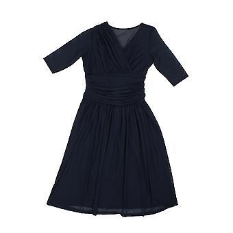Kiyonna | Robe maillée moderne