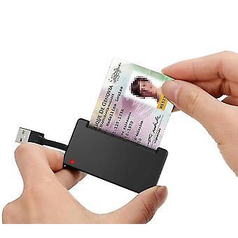 Všetko v 1 Usb 2.0 Čítačka kariet Smart Card