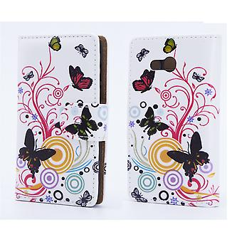 Design book for Alcatel Pixi 4 (4.0) - Colour Butterfly