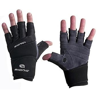 Bionic Men's Wrist Wrap Fitness Gloves