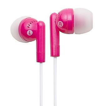 Groov-e GVEB3PK Kandy Earphones - Pink