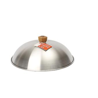 "Dexam School of Wok Lid - 29cm for 12"" Wok"