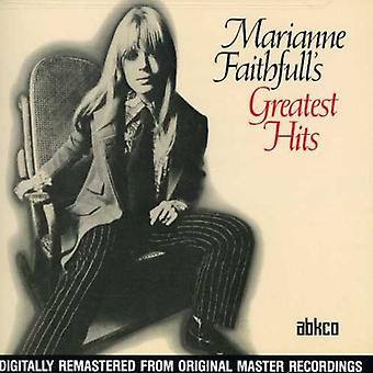 Marianne Faithfull - import USA Greatest Hits [CD]