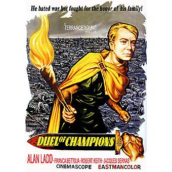 Duel of Champions [DVD] USA import