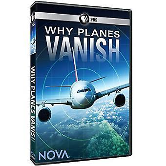 Nova: Why Planes Vanish [DVD] USA import