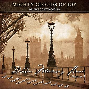 Mighty Clouds of Joy - Down Memory Lane Chapter 2 [CD] USA import
