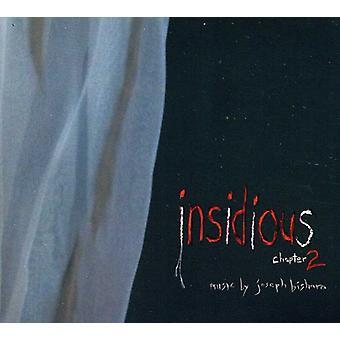 Joseph Bishara - Insidious Chapter 2 [CD] USA import
