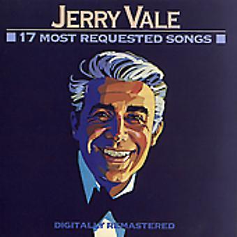 Jerry Vale - 17 mest forespurt sanger [DVD] USA import
