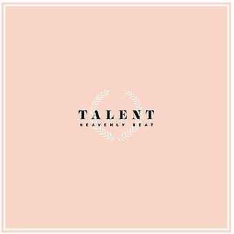 Himmelska Beat - talang [CD] USA import
