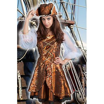 Costumes femme femmes Lady Eleonore pirate Dame
