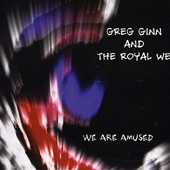 Greg Ginn & the Royal We - importation USA nous sont amusé [CD]
